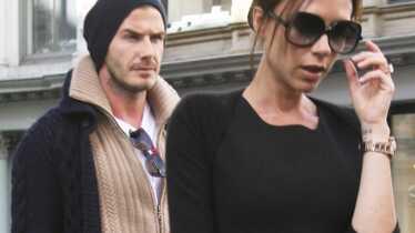 Plan social chez les Beckham
