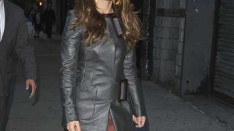 LOOK Jennifer Lopez ose l'ultra mini jupe