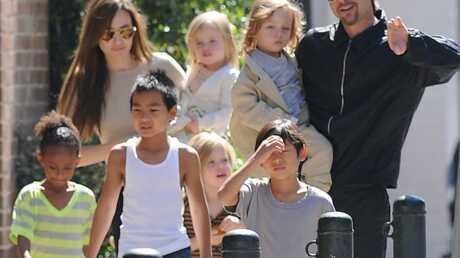 Brad Pitt et Angelina Jolie exigeants avec leurs nounous