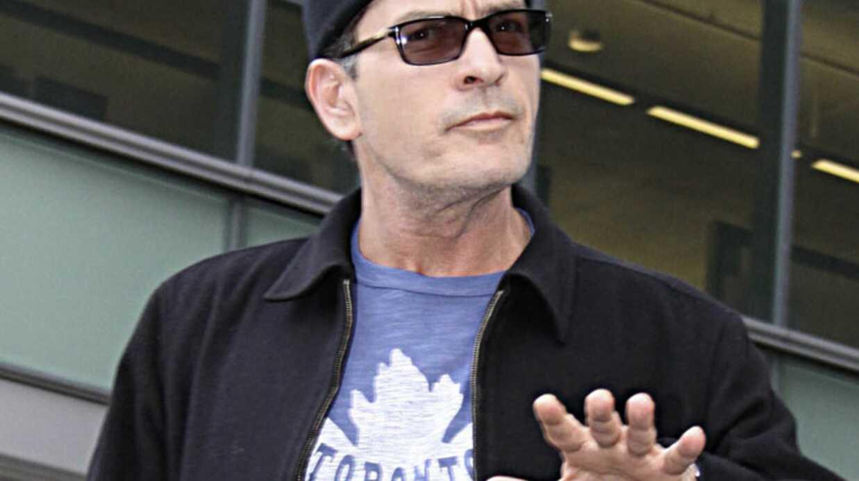Charlie Sheen: la justice lui refuse la garde de ses jumeaux