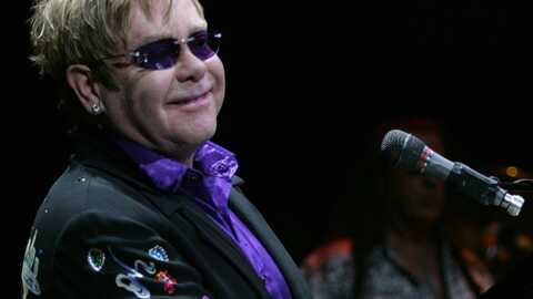 Elton John assure l'intérim de Céline Dion à Las Vegas