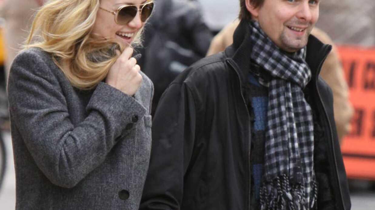 Kate Hudson raconte sa rencontre avec Matthew Bellamy
