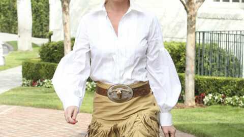 Katherine Heigl ose le look (raté) de cowgirl urbaine