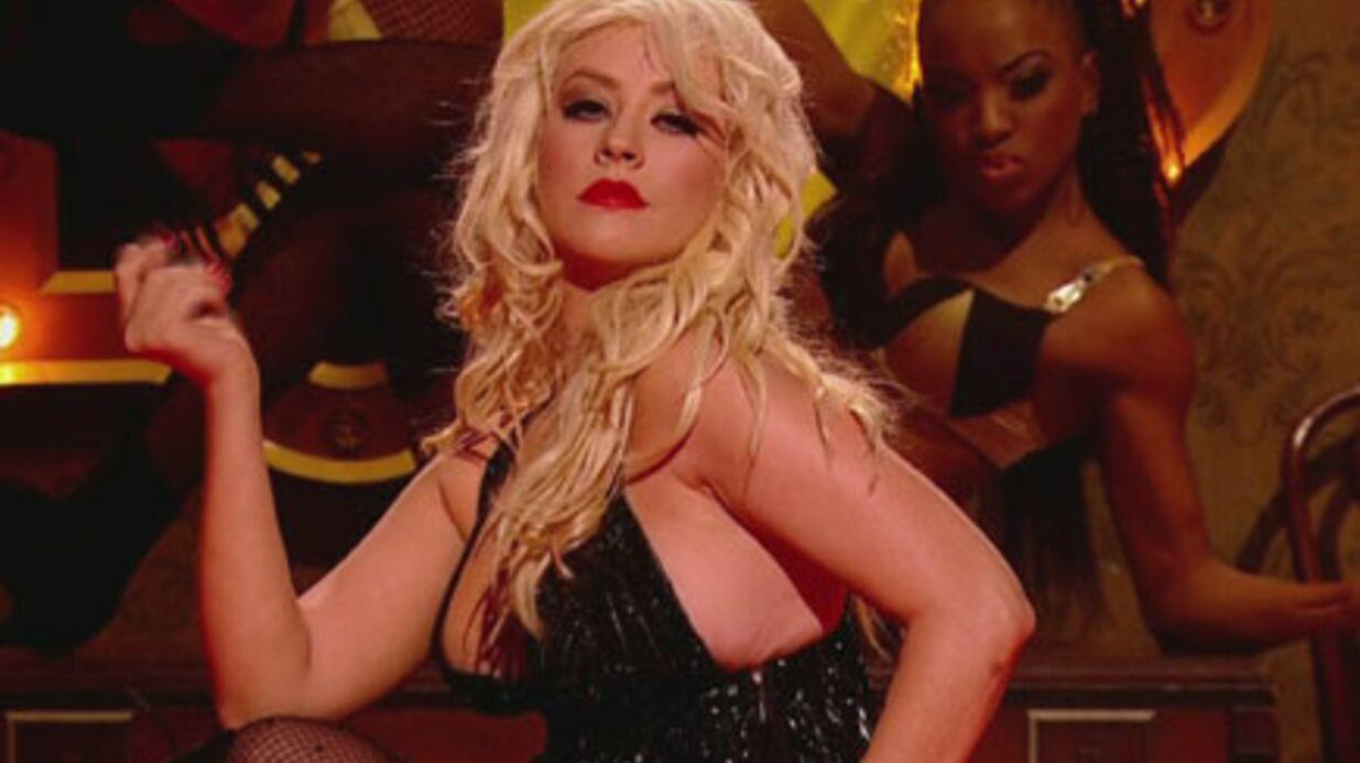 Christina Aguilera: sa prestation hot dans X Factor choque l'Angleterre
