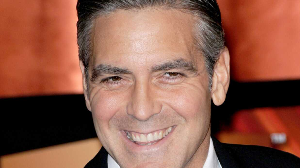 George Clooney Non, c'est NONNN!!!
