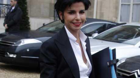 Rachida Dati restera ministre jusqu'en mai
