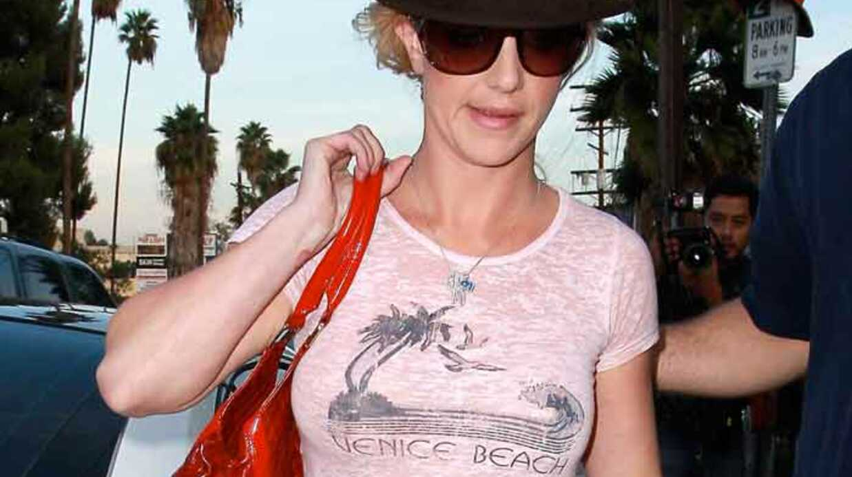 SCANDALE Britney Spears: If you seek Amy rebaptisée