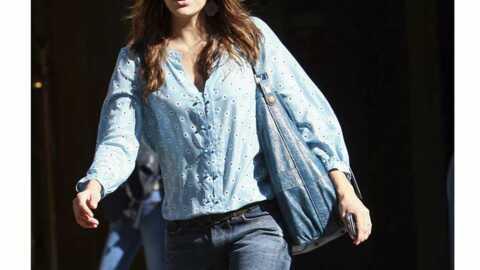LOOK Eva Longoria en casual chic