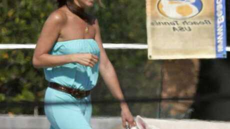 Le chien de Jennifer Aniston sauvé par un paparazzi