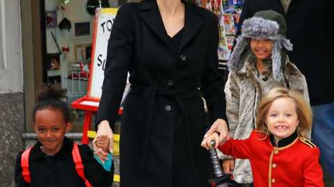 Angelina Jolie partage ses secrets de maman épanouie