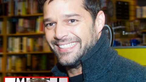 Ricky Martin donne des conseils sur la paternité à Elton John
