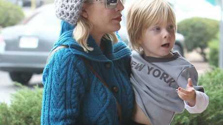 Tori Spelling: paniquée, elle emmène son fils aux urgences