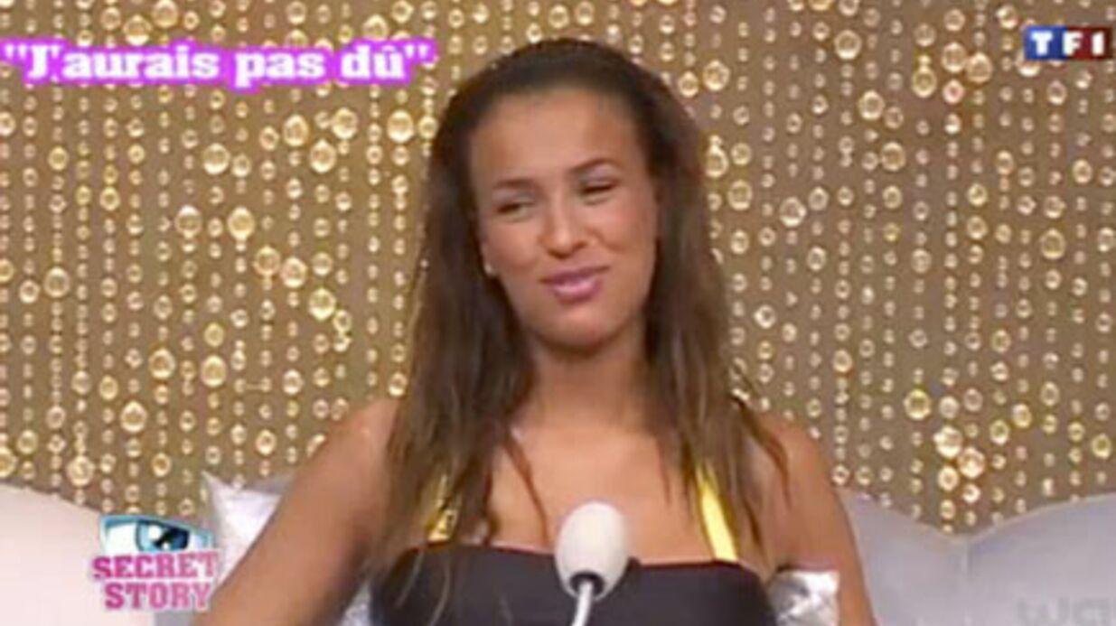 VIDEO Secret Story 4: Julie regrette son flirt avec Maxime