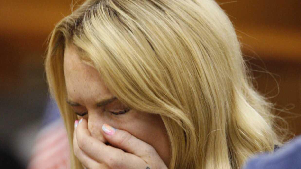 Lindsay Lohan: incarcération ce matin