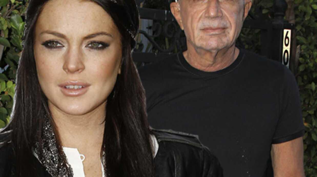 Lindsay Lohan: son avocat Robert Shapiro ne la défend plus