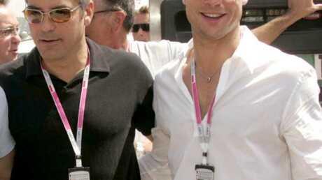 Brad Pitt Les copains d'abord…