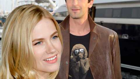 Adrien Brody : avec January Jones de Mad Men ?