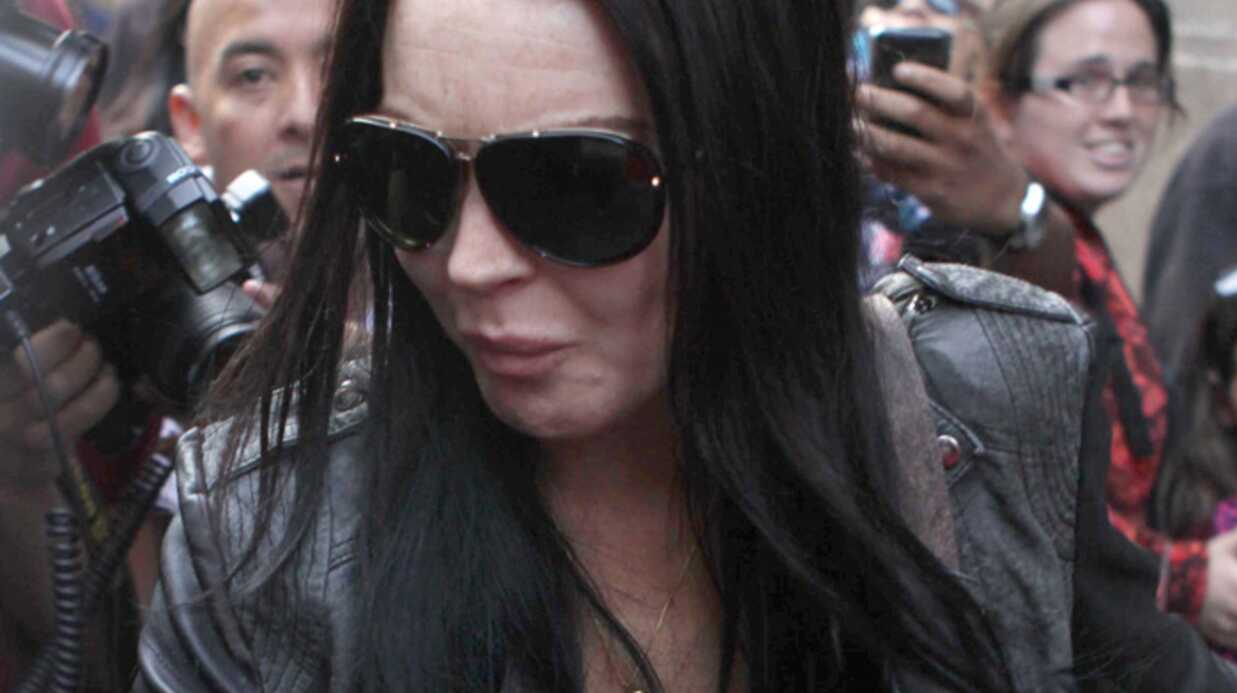 Lindsay Lohan: son passeport perdu, elle reste en France