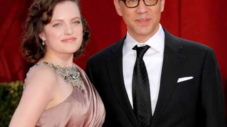 Elisabeth Moss (Mad Men): divorce prononcé