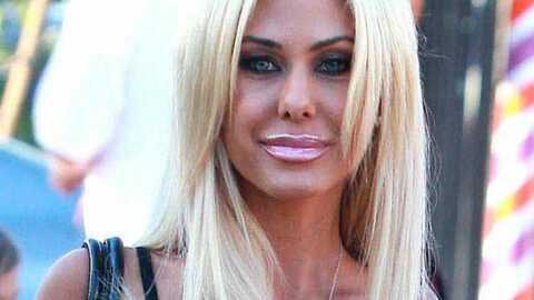 Shauna Sand et son mari arrêtés pour violences domestiques