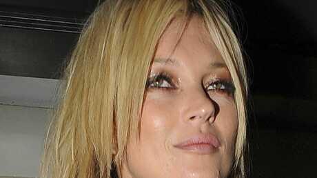 Kate Moss: 5 300 euros le baiser