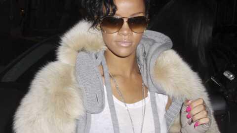 VIDEO Rihanna arrêtée par la police