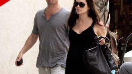 EXCLU  – Brad Pitt et Angelina Jolie en Haïti