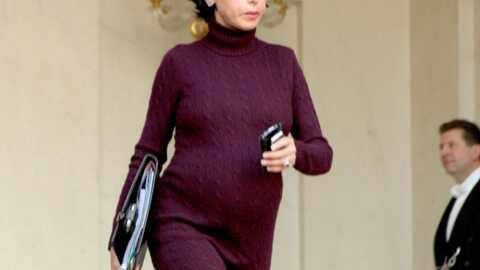 Rachida Dati enceinte: tout pour plaire à Nicolas Sarkozy