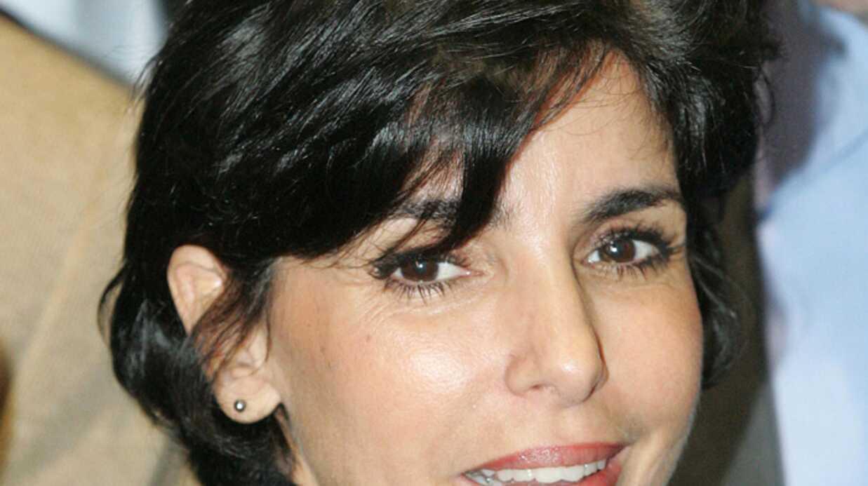 Rachida Dati: sa bague à 15.600 euros effacée par le Figaro