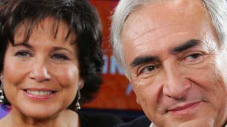 Anne Sinclair pardonne à Dominique Strauss-Kahn ses infidélités