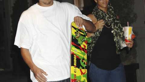 Rihanna aurait quitté Chris Brown pour Kanye West