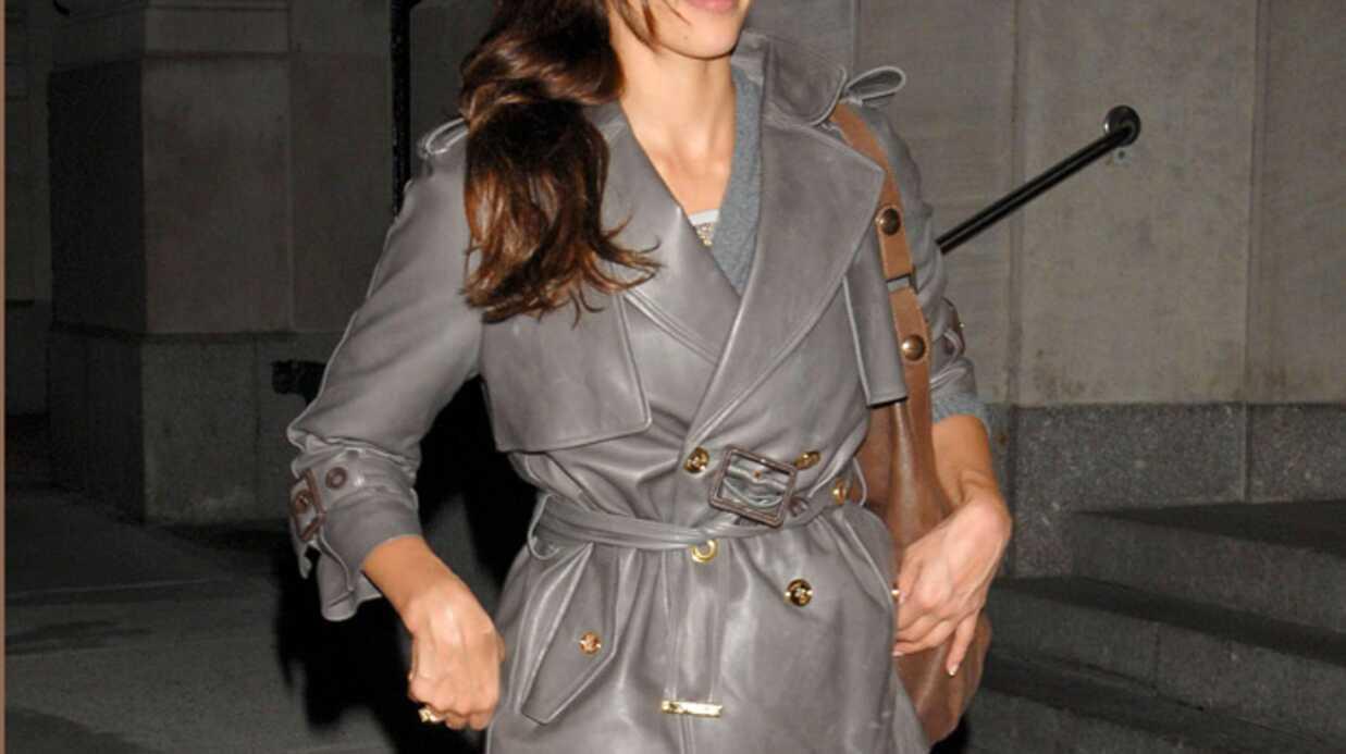 Jessica Alba: régime minceur après sa grossesse