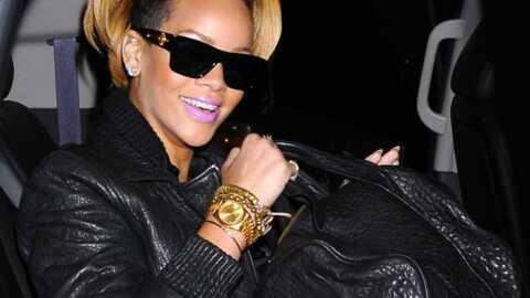 LOOK Rihanna à moitié blonde pour son nouveau clip