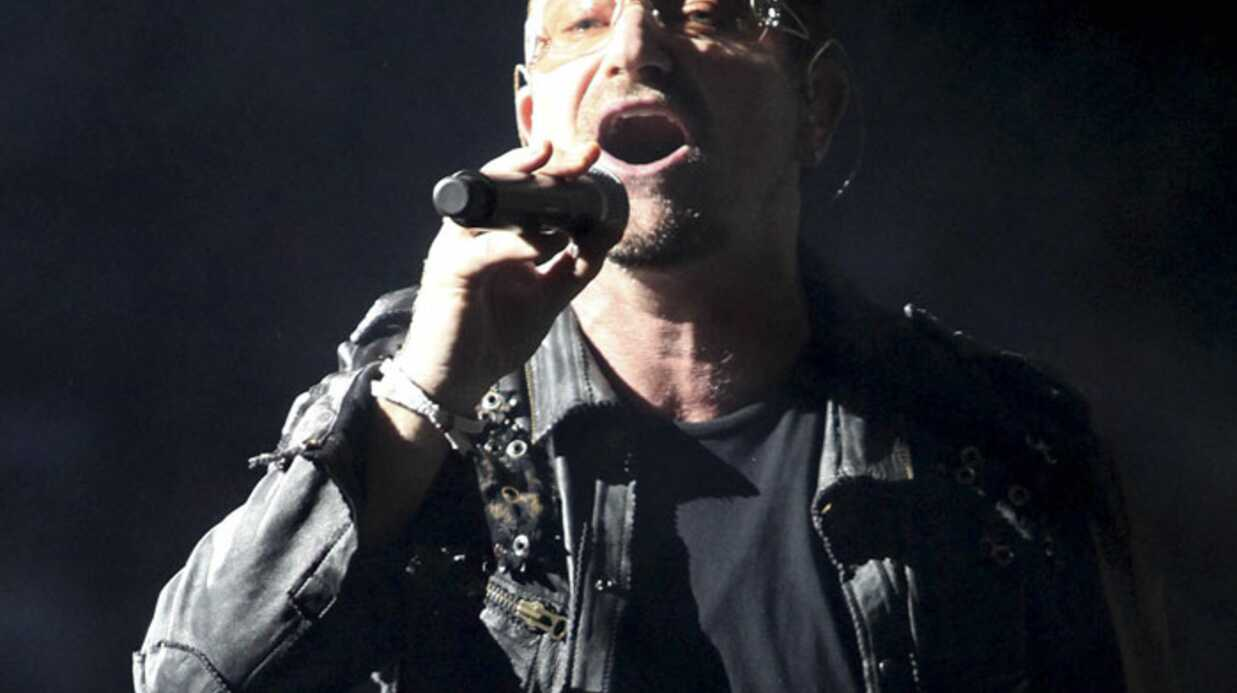 U2 : un concert diffusé en direct sur YouTube