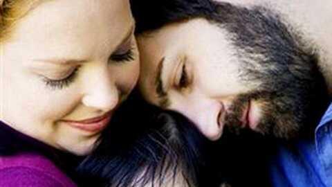 Katherine Heigl: une très jolie photo de famille