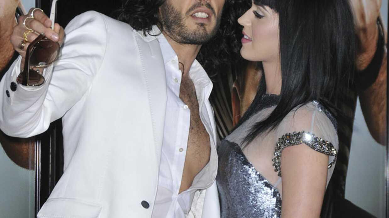 Katy Perry: Russell Brand bientôt expulsé des USA?