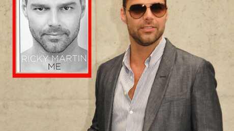 Ricky Martin: son autobiographie, Me, dans les bacs le 2 novembre