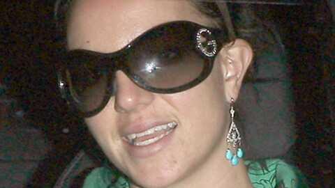 Britney Spears Et paf, une de plus!