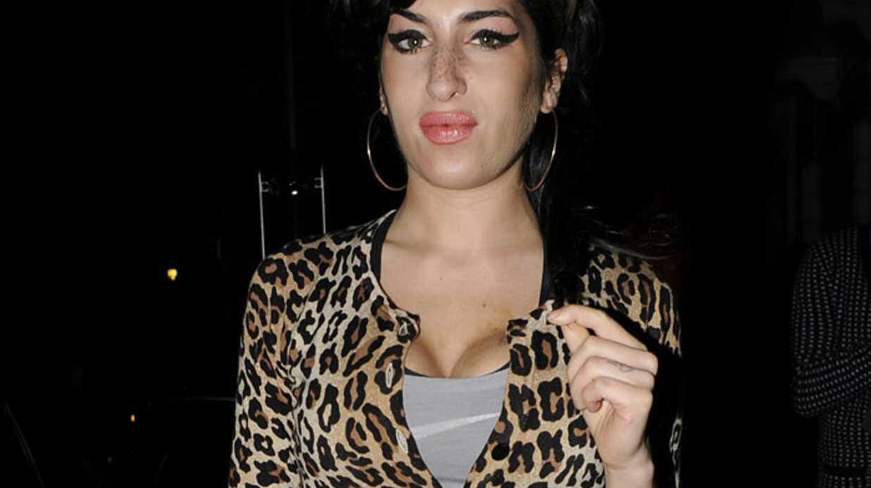 Amy Winehouse:  Blake Fielder-Civil parle mariage