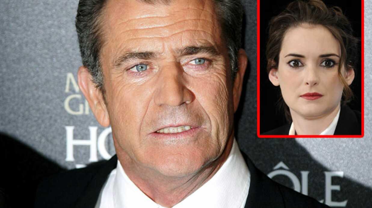 Mel Gibson: blague antisémite envers Winona Ryder