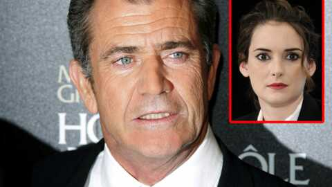 Mel Gibson : blague antisémite envers Winona Ryder