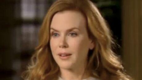 Nicole Kidman: son combat contre l'infertilité