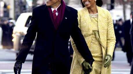 La robe de Michelle Obama fait jaser