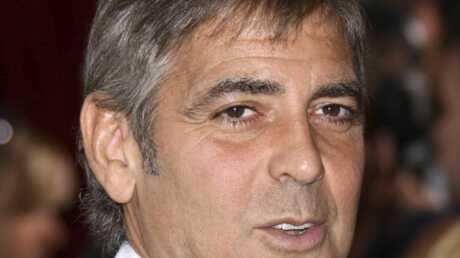George Clooney encore atteint par la malaria