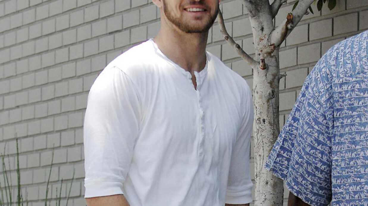 Justin Timberlake est un vrai fan de Michael Jordan