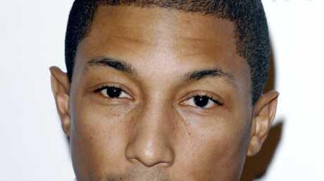 Pharrell Williams attend son premier enfant