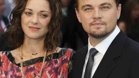 Leonardo DiCaprio et Marion Cotillard conquis l'un par l'autre