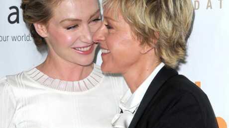 Ellen DeGeneres & Portia di Rossi  Romantiques