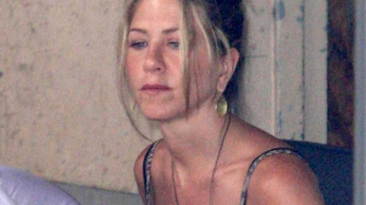 Jennifer Aniston  John ne veut pas l'épouser!