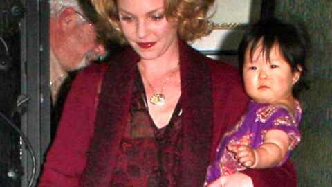 Katherine Heigl: sa fille adoptive est guérie